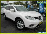 2016 Nissan X-Trail T32 ST-L (FWD) White Automatic A Wagon for Sale