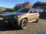 BMW X5, XDRIVE40d, very rare bronze light damaged for Sale