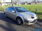 Renault Megane Convertible LHD  for Sale