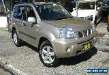 2004 Nissan X-Trail T30 ST (4x4) Champagne Automatic 4sp A Wagon for Sale