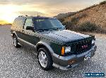 1993 GMC Typhoon for Sale