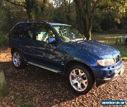 BMW X5 4.4 LPG converted 2002  for Sale