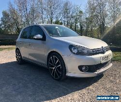 2011 Volkswagen Golf gtd 2.0 tdi 7speed dsg auto 5door 75k factory bodykit maypx for Sale