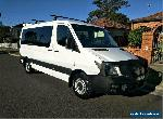 2015 Mercedes-Benz Sprinter NCV3 316CDI White Automatic A Van for Sale