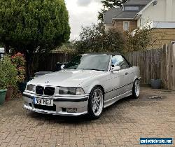 BMW E36 convertible 323i M SPORT petrol manual :: great for summer! for Sale