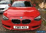 Red Series 1 BMW for Sale