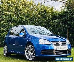 VW GOLF R32 - BLUE DSG BUCKETS for Sale