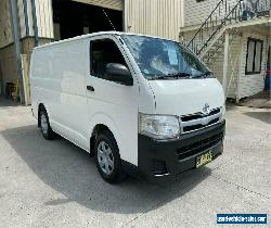 2013 Toyota HiAce TRH201R White Automatic A Van for Sale