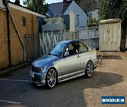 Bmw 3 Series 330d MSport (e46)  for Sale