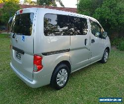 Nissan NV200 Lifecare Wheelchair Van for Sale