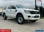 2015 Ford Ranger PX XL Hi-Rider Utility Double Cab 4dr Spts Auto 6sp, 4x2 125 A for Sale