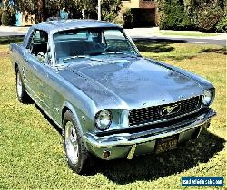 FORD MUSTANG 1966 for Sale