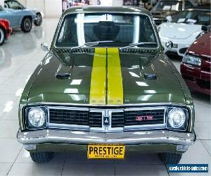 1970 Holden Monaro HT GTS Green Manual 4sp M Coupe