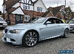BMW M3 e93 4.0 V8 manual Convertible  for Sale
