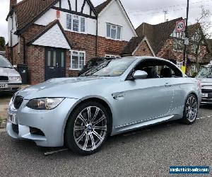BMW M3 e93 4.0 V8 manual Convertible