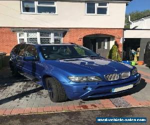 BMW X5 3.0i with AC Schnitzer exhaust system
