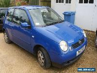 VOLKSWAGEN LUPO 2001  BLUE AUTO LOW MILES for Sale