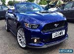 2016 Ford Mustang 5.0 V8 GT 2dr Automatic Petrol Convertible for Sale