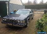 1985 cadillac for Sale