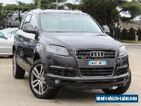 2009 Audi Q7 MY09 Upgrade 3.0 TDI Quattro Grey Automatic 6sp A Wagon for Sale