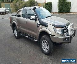 2014 Ford Ranger PX XLT 3.2L turbo diesel 4x4 AUTO hail damage ideal export for Sale