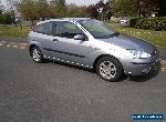 Ford Focus 1.6 SILVER LEATHER EDITION for Sale