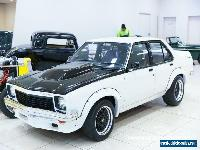 1976 Holden Torana LX SL/R 5000 White Manual 4sp M Sedan for Sale