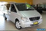 2007 Mercedes-Benz Vito 639 MY07 120CDI Extra Long White Automatic 5sp A for Sale