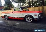 1970 Chevrolet C-10 1970 CUSTOM C10 SHOW TRUCK  for Sale
