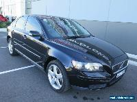 2006 Volvo S40 MY06 T5 AWD Black Automatic 5sp A Sedan for Sale