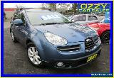 2007 Subaru Tribeca MY07 3.0R Premium (5 Seat) Blue Automatic 5sp A Wagon for Sale