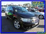 2009 Dodge Journey JC SXT Black Automatic 6sp A Wagon for Sale