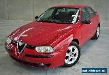 Alfa Romeo 1999 Automatic 156 Sports unreg for Sale