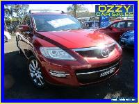 2008 Mazda CX-9 Luxury Burgundy Automatic 6sp A Wagon for Sale