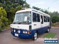 1990 Toyota Coaster Motor Home for Sale