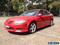 2004 Mazda 6 GG Luxury Sports Red Manual 5sp M Hatchback for Sale