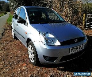 2005,05reg FORD FIESTA LX, 1.2 L, 5 DOOR MANUAL,FANTASTIC CONDITION,ONLY 71K FSH for Sale