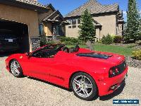2001 Ferrari 360 for Sale