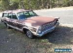 1967 FORD GALAXIE COUNTRY WAGON CLEAN AZ CAR 390 4V ELECTRIC WINDOWS & SEAT for Sale