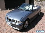 1999 BMW 323i M-Sport Convertible Cabriolet - E36 - 2.5 Manual for Sale
