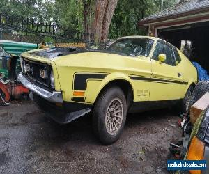 Ford: Mustang MACH 1
