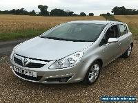 Vauxhall Corsa 1.2 i 16v Design 5dr for Sale