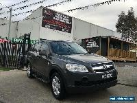 2010 Holden Captiva CG MY10 SX (4x4) Grey Automatic 5sp A Wagon for Sale