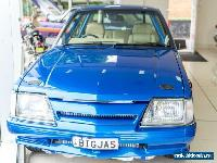 1985 Holden Commodore VK Blue Automatic 3sp A Sedan for Sale