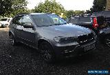 2009 BMW X5 3.0D M SPORT 7 SEATER AUTO GREY SPARES OR REPAIR for Sale