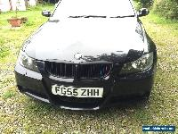 "BMW 330d M Sport Manual E90 Black LEATHER, 19"" alloys for Sale"