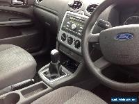 2005 FORD FOCUS LX TDCI BLACK for Sale