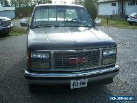 1991 GMC Sierra 1500 for Sale