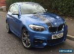 2013 BMW M135I AUTO BLUE 2 SERIES  for Sale