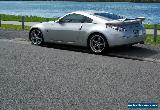 car Nissan 350z track 2003 6 speed manual 3.5 lt for Sale
